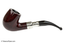 Peterson Spigot Red 69 Tobacco Pipe - Fishtail Left Side
