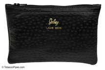 Jobey Peccary Zipper Tobacco Pouch 904 - Lambskin  Front