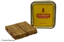Capstan Gold Navy Cut Flake Tobacco Tin