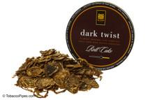 Mac Baren Dark Twist Pipe Tobacco 3.5 oz - Roll Cake