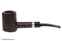 Savinelli Bianca 310 Tobacco Pipe - Rusticated Left Side