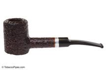 Savinelli Bianca 310 Tobacco Pipe - Rusticated Left Side