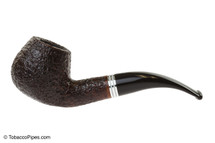 Savinelli Bianca 645 Tobacco Pipe - Rusticated Left Side