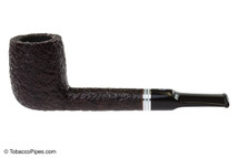 Savinelli Bianca 703 Tobacco Pipe - Rusticated Left Side