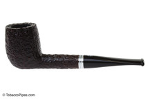 Savinelli Bianca 111 Tobacco Pipe - Rusticated Left Side