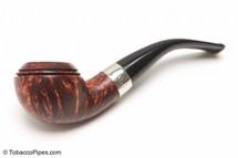 Peterson Aran 999 Tobacco Pipe Fishtail Left Side