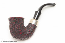 Peterson Standard Rustic 305 Tobacco Pipe Fishtail Left Side