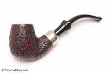 Peterson Standard Rustic 307 Tobacco Pipe Fishtail Left Side