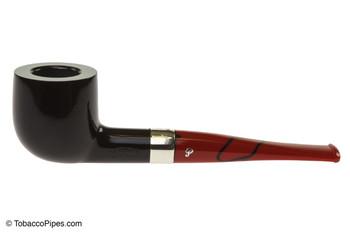 Peterson Dracula 606 Tobacco Pipe - Ebony Left