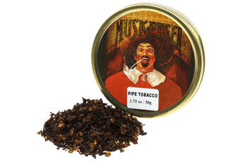 Sillem's Musketeer Pipe Tobacco Tin - 50g