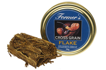Former's Cross Grain Flake Pipe Tobacco Tin - 50g