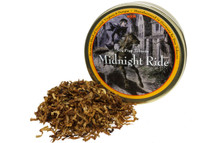 Dan Tobacco Midnight Ride Pipe Tobacco - 50g