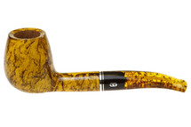 Chacom Atlas Yello 861 Tobacco Pipe Left Side