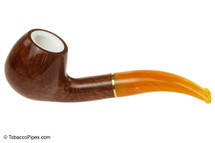 Brebbia Sun 834 Tobacco Pipe Left Side
