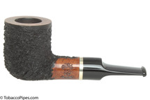 OMS Pipes Billiard Tobacco Pipe Left Side