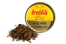 Brebbia Allegro Mix No. 24 Pipe Tobacco Tin - 50g