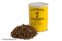 Rattray's 7 Reserve Pipe Tobacco Tin - 100g