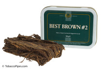 Gawith Hoggarth & Co Best Brown #2 Pipe Tobacco Tin - 50g