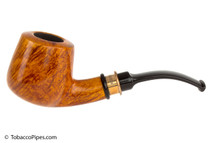 4th Generation 1897 Tobacco Pipe - Vintage Natural Left Side