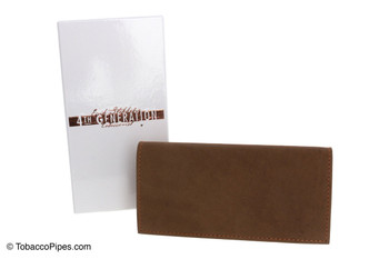 4th Generation Roll Up Tobacco Pouch - Hunter Brown