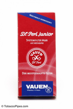 Vauen Dr Perl Junior Filters Pack of 25