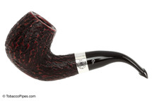 Peterson Sherlock Holmes Professor Rustic Tobacco Pipe PLIP Left Side