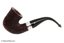 Peterson Sherlock Holmes Original Rustic Tobacco Pipe PLIP Left Side