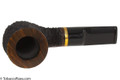 OMS Pipes Billiard Tobacco Pipe - Brass Band Top