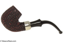 Peterson Standard Rustic 312 Tobacco Pipe Fishtail Left Side