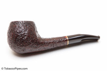 Savinelli Lolita Rustic Briar 01 Tobacco Pipe Left Side