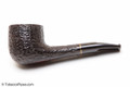 Savinelli Lolita Rustic Briar 02 Tobacco Pipe Left Side