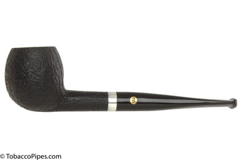 Brigham Chinook 09 Tobacco Pipe - Apple Sandblast