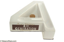 4th Generation Three Pipe Ashtray with Knocker