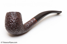 Savinelli One Rustica 601 Tobacco Pipe Left Side