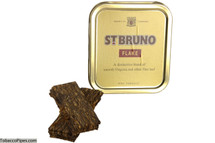 Mac Baren St. Bruno Flake Pipe Tobacco