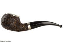 Brebbia Cappuccio Sabbiata 601 Tobacco Pipe - Rustic
