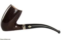 Brebbia Vintage Noce 56 Tobacco Pipe - Smooth