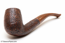 Savinelli Tundra Brownblast EX 606 Tobacco Pipe Left Side