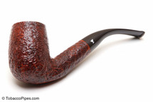 Savinelli Hercules Brownblast EX 606 Tobacco Pipe Left Side