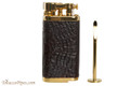 IM Corona Old Boy Gold Sandblast Briar Pipe Lighter Tamp