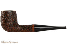 Vauen Curve 433 Brown Tobacco Pipe - Billiard Sandblast