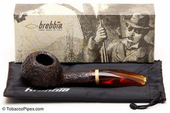 Brebbia Ninja Sabbiata 301 Tobacco Pipe Kit