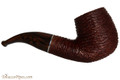 Savinelli Mega 616 Brownblast Tobacco Pipe - Bent Billiard Right Side
