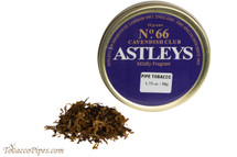 Astleys No. 66 Cavendish Club Pipe Tobacco