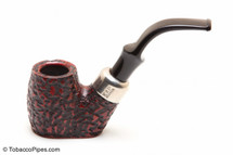 Peterson Standard Rustic 304 Tobacco Pipe Fishtail Left Side