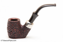Peterson Standard Rustic 306 Tobacco Pipe Fishtail Left Side