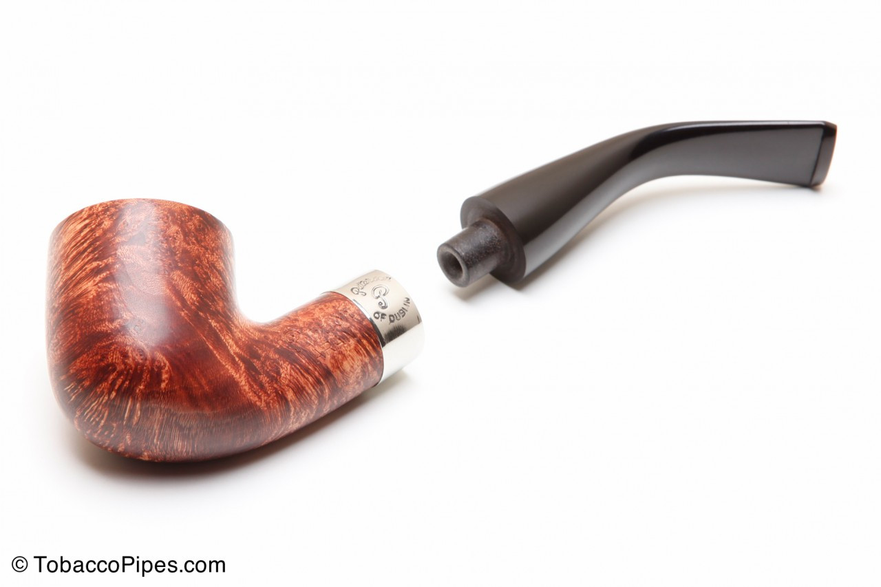 How to get the stem off a Peterson Pipe?