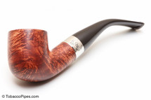 Peterson Aran 01 Tobacco Pipe Fishtail Left Side