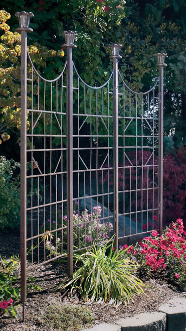 garden screen, patio screen, garden trellis