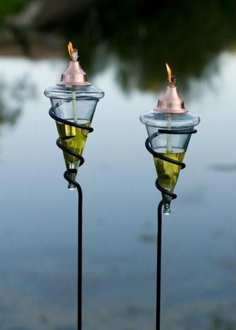 Garden Tiki Torch